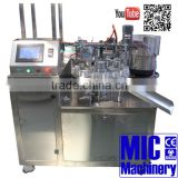 Micmachinery high quality small bottling equipment super glue filler Sticky Liquid Filling Machine