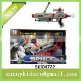 2014 new design soft ball gun ball shooting gun with paintball