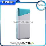 8000mAh External Power Bank Backup Battery Universal Portable Rohs Power Bank Charger for iphone LG HTC