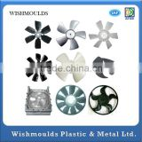 China OEM ABS Plastic Air Conditioner Fan Blade mould manufacturer