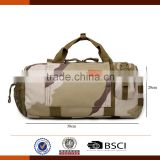 Camouflage Canvas Military Duffle Bag With Handle                                                                         Quality Choice