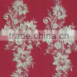 Stock embroidery applique bead
