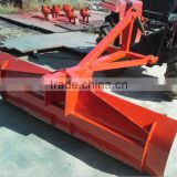 Factory direct CE approved mini snow plow mounted on tractor