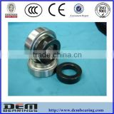 China bearing factory YEL 206-104-2F pillow block ball bearng with size 31.75mm*62mm*48.4mm