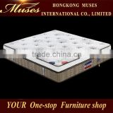 Mattress Violet- Pillow Top Double Sided Bonnel Spring Plush Bed Mattress E1024