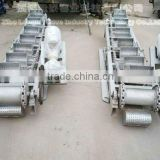 Solid Sodium Silicate Cullet Bucket Chain Conveyor For Sale