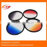40.5mm Optical Filters For Projector Different Sizes Of Flashlight Color Filter