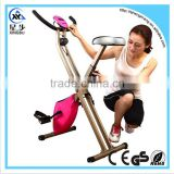 Upright Magnetic Cycle Exercise Bike for elderly