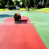 Colored Crumb Rubber,Liquid Rubber Paint For Poured Rubber Flooring FN-E16030117                                                                         Quality Choice