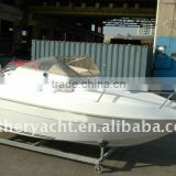 Hot sale 20ft fiberglass Cabin Boat