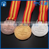 custom metal heavy brass marathon sports competition award medal with lanyard                                                                         Quality Choice                                                     Most Popular