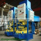 Roof tile machinery concrete roof making machine with various moulds MYWJ-125 / 008615896531755