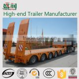 Heavy Duty Transports Multi-axle Hydraulic Truck Trailer For Sale,Customizable Multi Axle Trailer