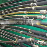 Concrete Pump Spare Part 2 inch Rubber Hose for Shot-crete Spraying Machine Factory in China