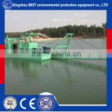 Jet Suction Dredger Capable of Carrying 45CBM Sand