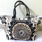 Ethnic Vintage Suzani Embroidery Bag Tote Shoppers bag beach bag traveller bag