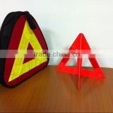 Safety Warning Triangles for broken Cars