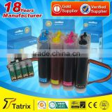 CISS T1251 T1252 T1253 T1254 ink supply system for Epson NX125/127/420 printer