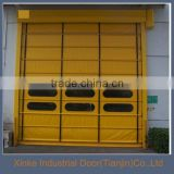 fabric stacking high speed doors used for industry/hospital STD-015