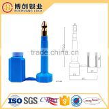 ISO17712 High security bolt seals container security seals specially for Transport Road Tankers seals