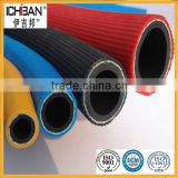 Manufacture selling best price flexible rubber hose heat resistant 300psi printing machine braided hose