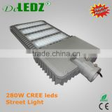 280w roadway luminaires street lighting fixtures ip65 led road safety flashing light for amercia markets