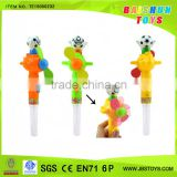 2015 Hot Selling Different Toys Inside Surprise Toy Candy.With sugar flower fanTE15050232