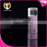 Hand Held Rechargeable Nano Mist Electric Cold Facial Steamer