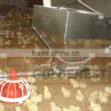 goldenest automatic poultry equipments | plastic feeding pans for poultry house equipments