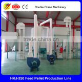 10 year experience factory supply poultry feed mill equipment, poultry feed process machine equipment