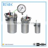 Stainless Steel Paint Pressure Tank for Mixing