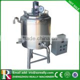 10-100kg per time economic type small milk pasteurization equipment for sale