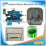 Automatic steel metal wire bucket handle making machine with different liters(email:peggy@jzzhiyou.com)