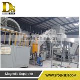 E Waste Recycling Plant for refrigerator dismantling