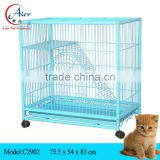wire removable cat cage cat house for sale