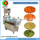 Best seller fruit and vegetable cutting machine multi-function potato cutter slicer shredder cuber