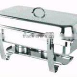 Stainless steel hot food warmer buffet server