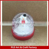 Water Globe & Snow Globe Product Type and Resin,plastic Material Plastic Custom Photo Snow Globe