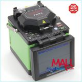 Freeship Fedex Fusion Splicer FTTH Fiber Optic Splicing Machine Core to Core Alignment 9s Splice