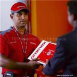 Cheap freight forwarding express courier from China to India by Aramex DHL door to door delivery service