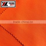 New EN11612 Certified 9OZ 88%Cotton And 12%Nylon 4-5 Grade Color Fastness Flame Retardant Fabric For Workwear