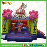 Clown Theme Children  Inflatable Jumping House for fun park