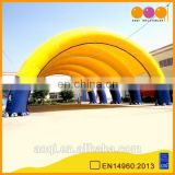 2015 hot sale giant trade show inflatable tent for sale