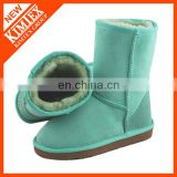 Wholesale australia top quality women sheepskin snow boots