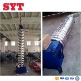 Stainless steel vibratory spiral elevator spiral feeder screw conveyor vertical vibrating conveyor