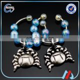 Sedex 4P Cheap Wholesale Bulk Wine Charms