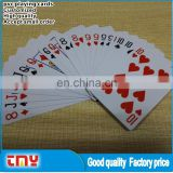 Cheap Plastic Playing Card, Black Plastic Playing Card, Wholesale Plastic Playing Card
