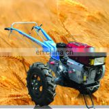 Hot selling mini 12hp Farm walking tractor with diesel engine