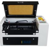 CO2 laser engraving cutting machine for acrylic glass wood stone leather fabric
