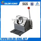 25mm 44mm 58mm pin button making machine/ badge photo paper cutter                                                                         Quality Choice